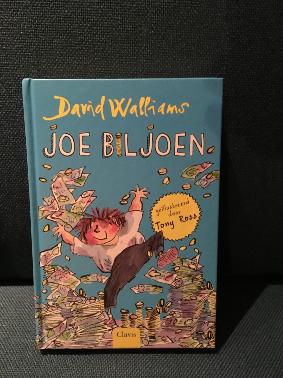 Review: Joe Biljoen